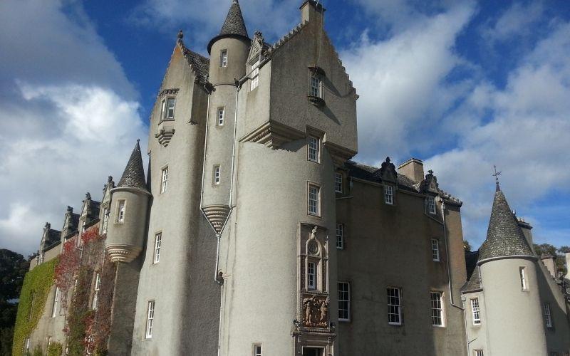 Ballindalloch Castle Speyside