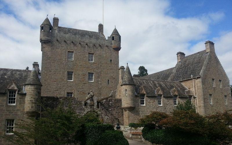 Impressive Cawdor Castle