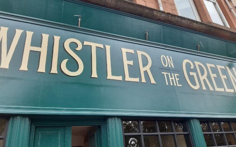 Pub by Glasgow Green