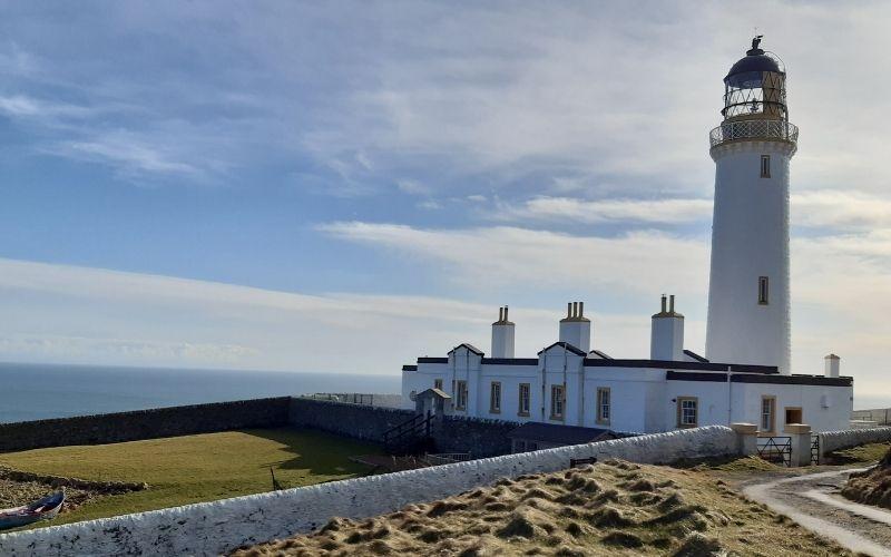 Light house Mull of Galloway