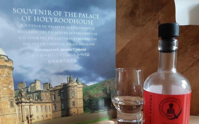 Smokey Chilli Gin from Holyrood Distillery