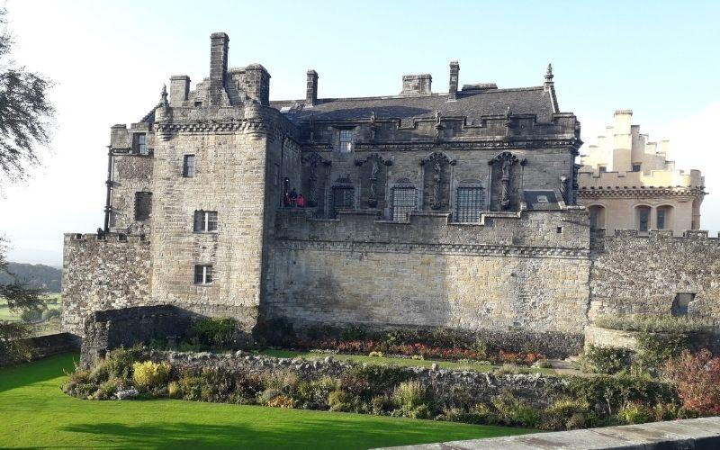 Stirling Castle Palace