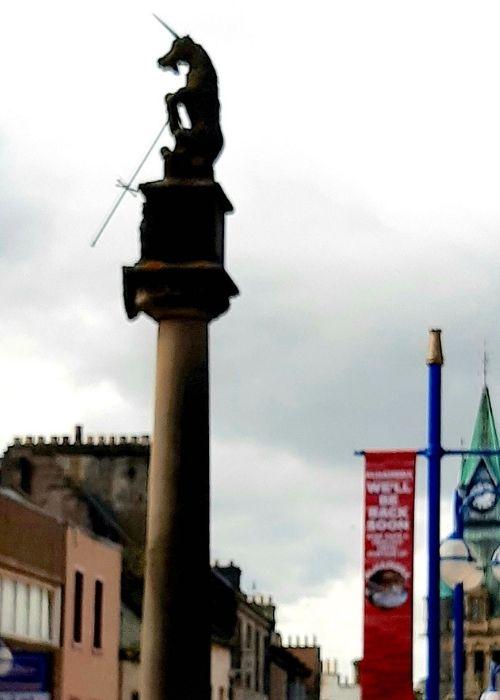 Dunfermline Mercat Cross