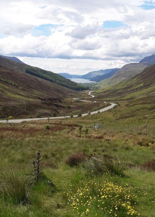 View to Loch Maree