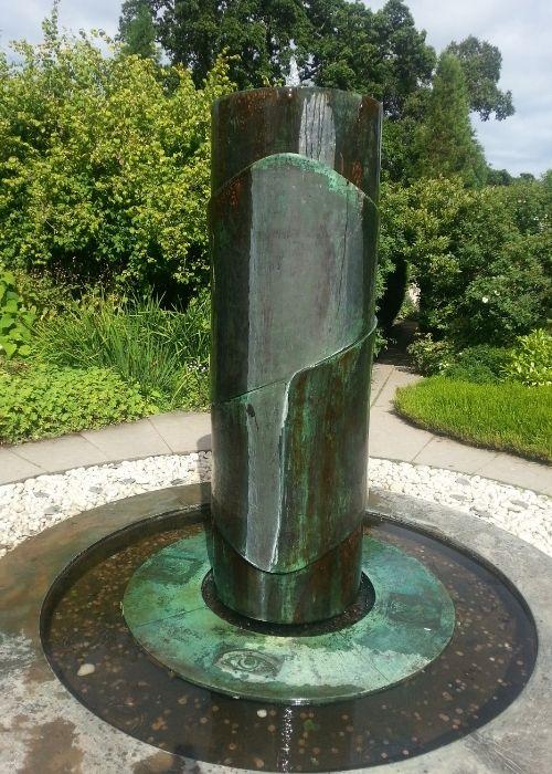 Fountain, Cawdor Castle